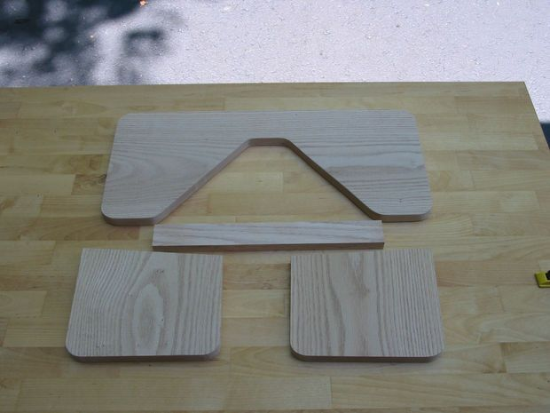 This is a picture and instructions of an easy to build toilet footstool.  From : Kent M. http://www.instructables.com/member/KentM/