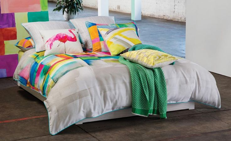 We often overlook bed linen when it comes to home decor but we forget the fact that colors of something as highlighted as a bed linen can disturb the overall effect and theme we are trying to...