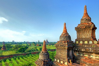 Burma #5 on our list of 'Top 10 Destinations for 2013'.