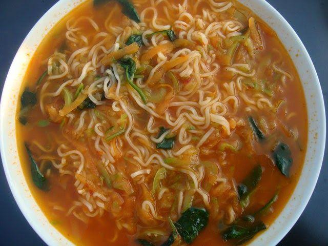 Ramen çorbalari Archives - Güney Kore Yemekleri
