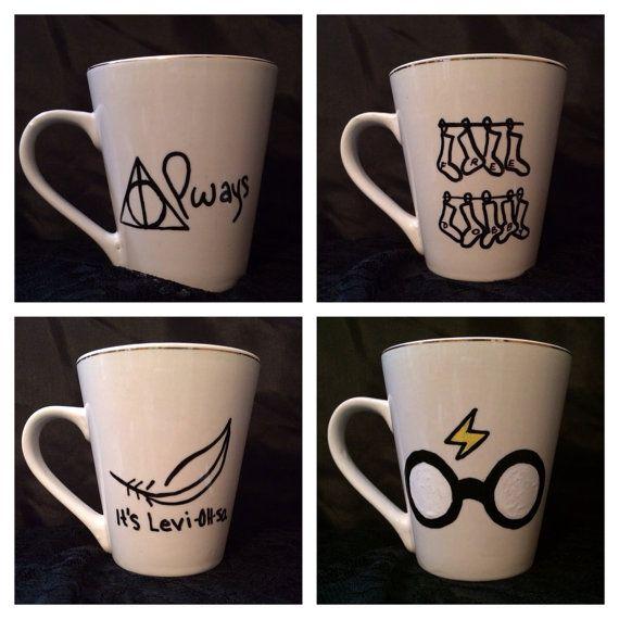 Potter Diy Coffee Mug Mugglenet