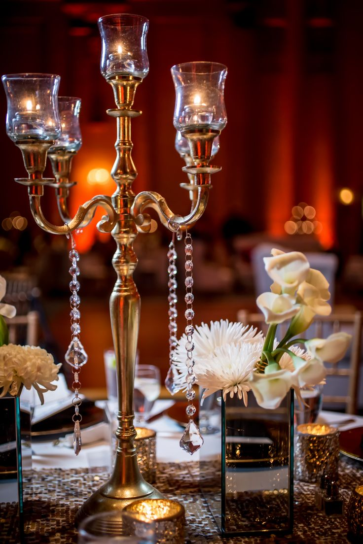 Best ideas about gold candelabra on pinterest black