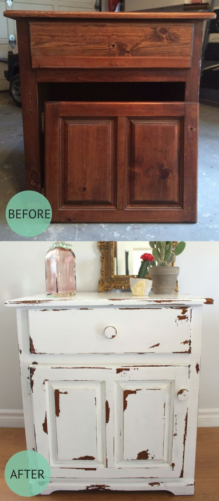 ideas about How To Distress Furniture on Pinterest