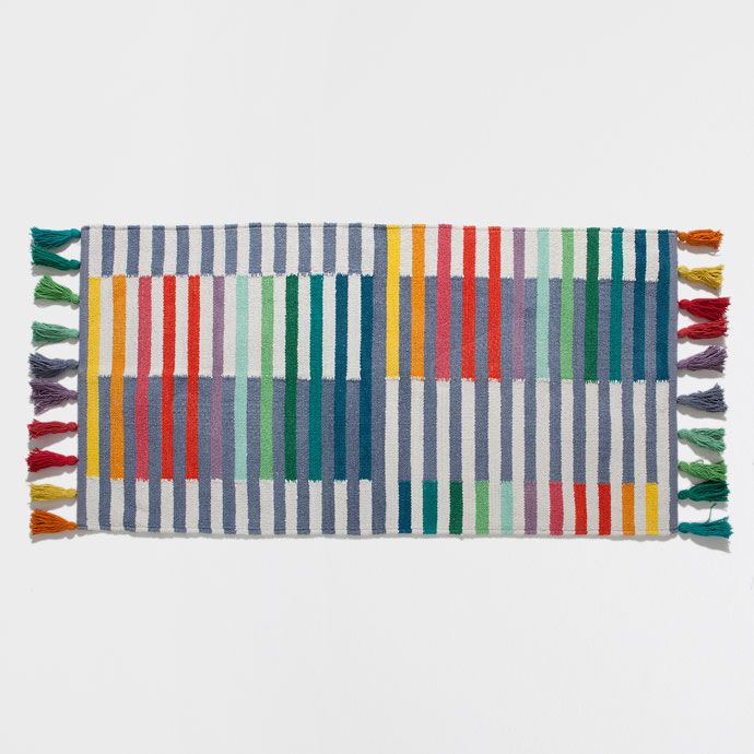TAPIS CHENILLE RAYURES - Tapis - Décoration | Zara Home France