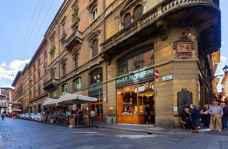 Tamburini, Bologna, Italy