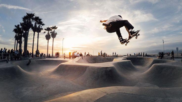 Image result for venice skatepark (With images) Skate