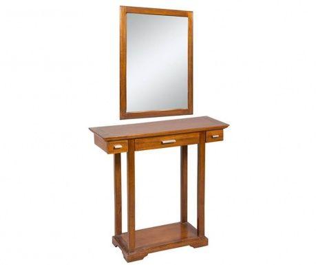 Set consola si oglinda Clarice