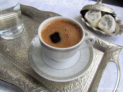 Türk kahvesi (Turkse koffie)