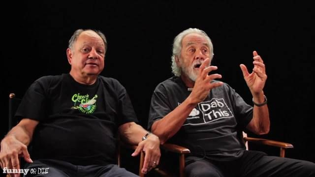 Cheech and Chong reveal the mindblowing cosmic significance of the number 420.