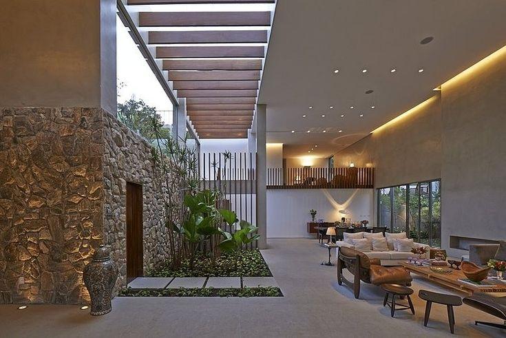 Bosque da Ribeira Residence by Anastasia Arquitetos