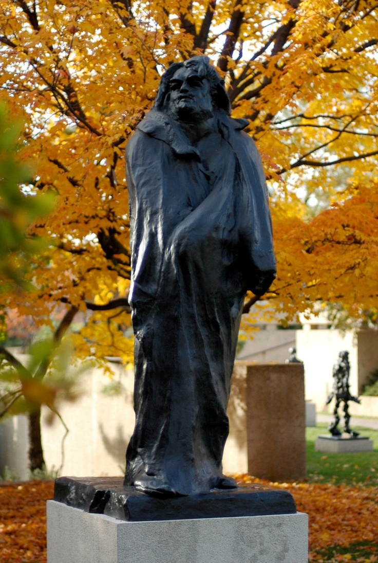 Auguste Rodin: Balzac, 20th Century Sculpture