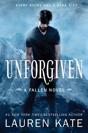 """""""Spread your wings and cry as bad boy dark angel Cam finally reveals his anguished heart in the epic new FALLEN novel, UNFORGIVEN.""""  Playing Catch Up! Unforgiven by Lauren Kate"""