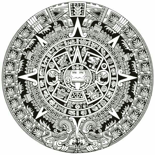 Aztec Calendar Art Lesson Plan : Best native american genealogy images on pinterest