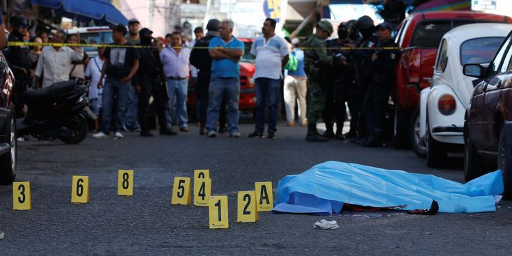 The breakdown in Mexico's narco underworld is putting politicians in the line of fire
