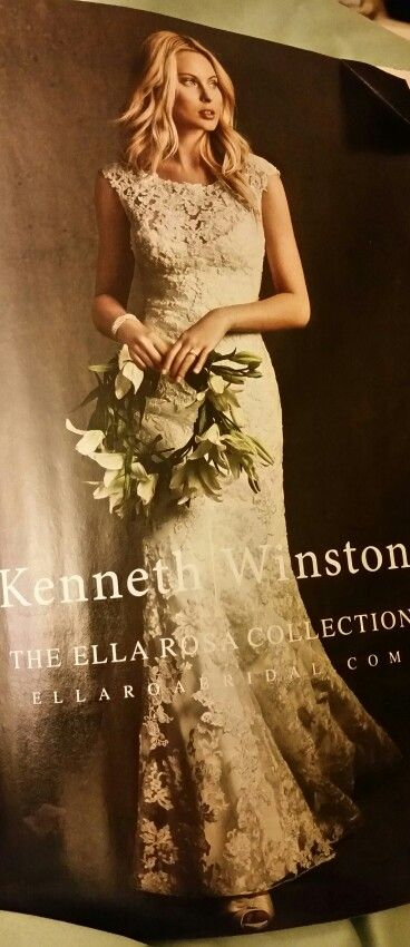 Kenneth Winston - Ella Rosa Collection