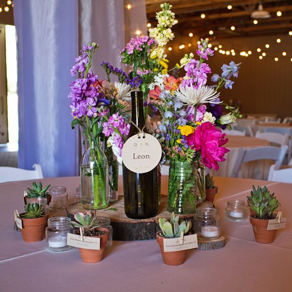 Spring Wedding Centerpiece Ideas: 71 Best Spring Wedding Centerpieces Images On Pinterest