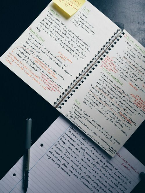 mestudyblr:16.02.15Finished planning and writing a practice history essay. I was…