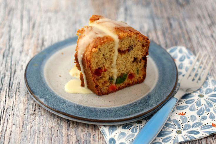 No Time to Bake? Try This Semi-Homemade Fruitcake