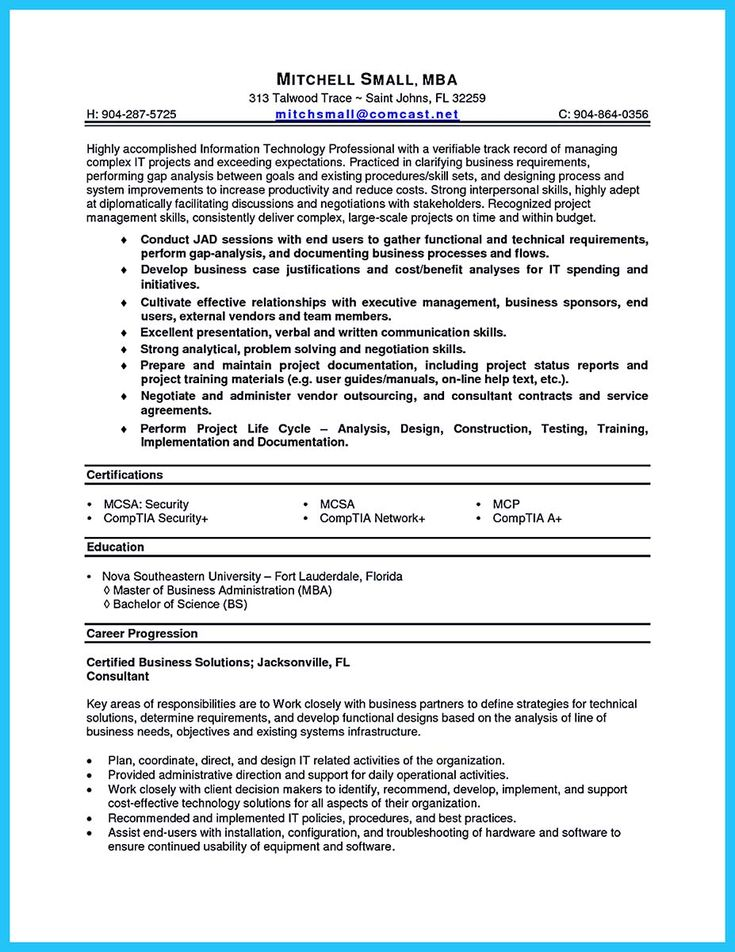 awesome Best Secrets about Creating Effective Business Systems Analyst Resume, Check more at http://snefci.org/best-secrets-about-creating-effective-business-systems-analyst-resume
