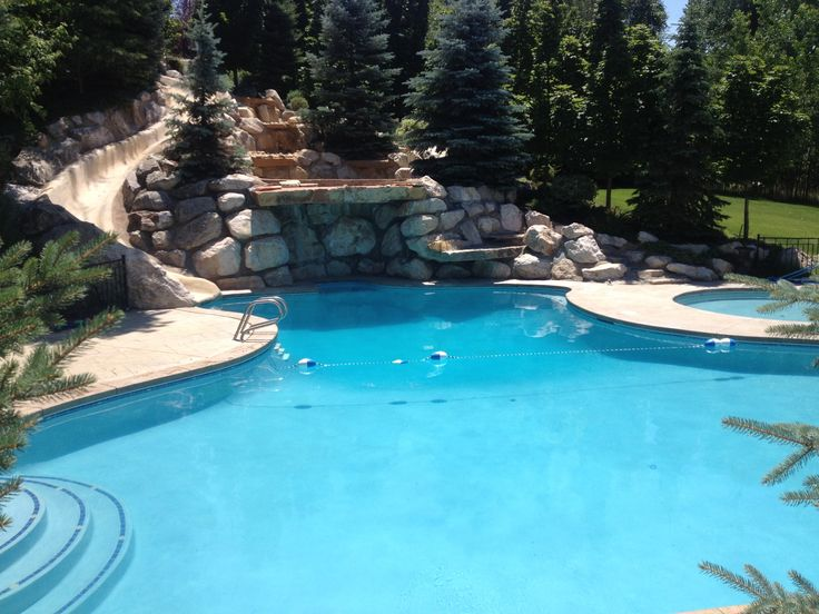 1000 images about all seasons swimming pool installs on for Indoor pools in utah