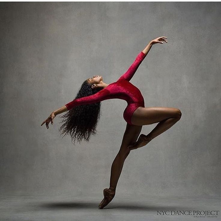 how to dance ballet with pictures