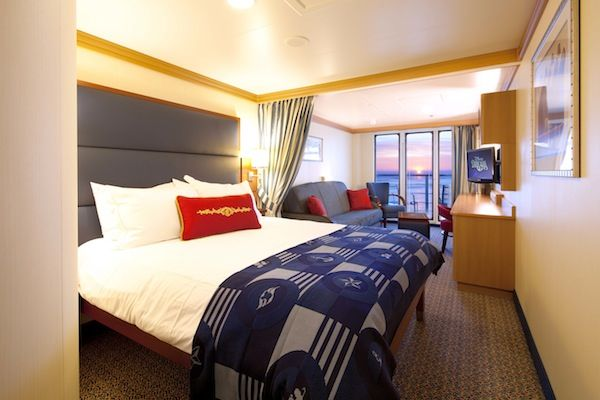 On Board The Aptly Named Disney Fantasy Cruise Ship: Staterooms, Dining, Fun & More! | Child Mode