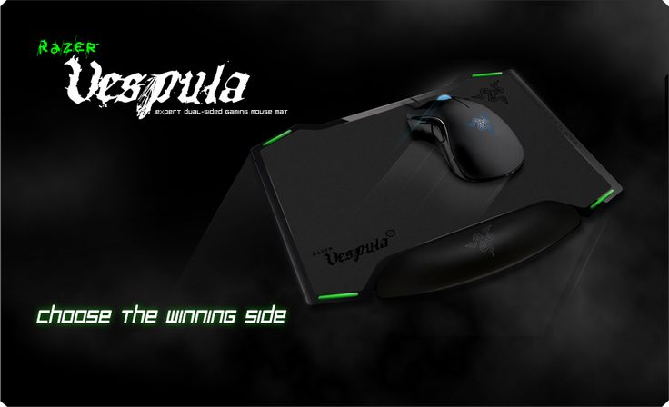 Whether you prefer to gun down your enemies with the increased glide of the SPEED surface or with ultimate precision from the CONTROL surface, the Razer Vespula offers the right surface that suits your playing style. - See more at: http://www.razerzone.com/gaming-mouse-mats/razer-vespula#sthash.SvSt3pBz.dpuf