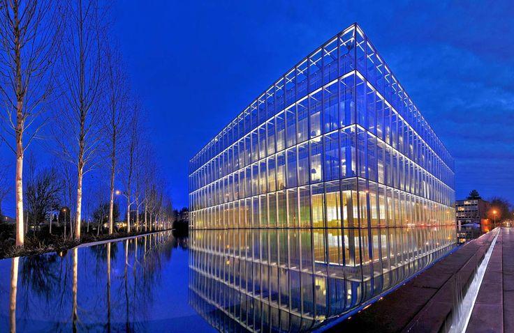 Gallery of University of Oregon John E. Jaqua Academic Center for Student Athletes / ZGF Architects - 1