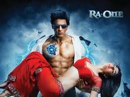 At the movies tonight. A true scifi meets Bollywood yarn. With my Chammak Challo!