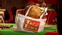 Taco Town | served in a commemorative tote bag!
