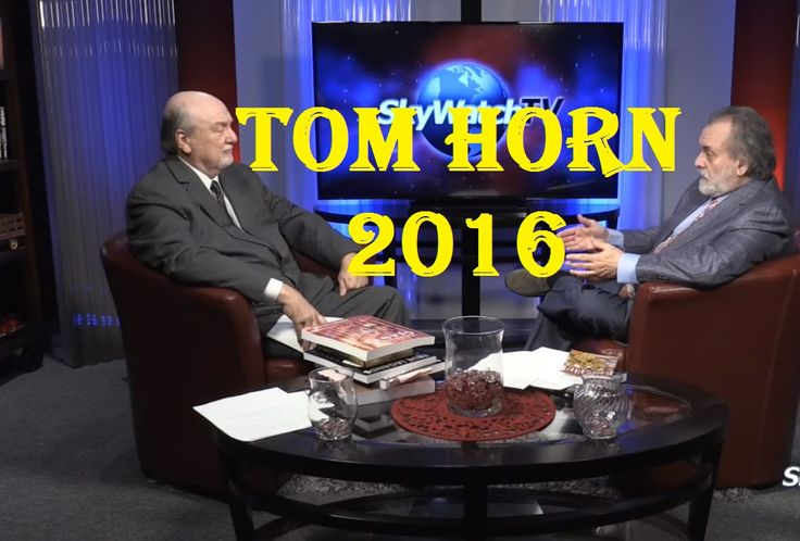 Steve Quayle & Tom Horn ! 2016  Reign of the Antichris HD ( End Times Di...