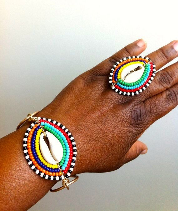 69 best africa inspiration images on pinterest for How to make african jewelry crafts