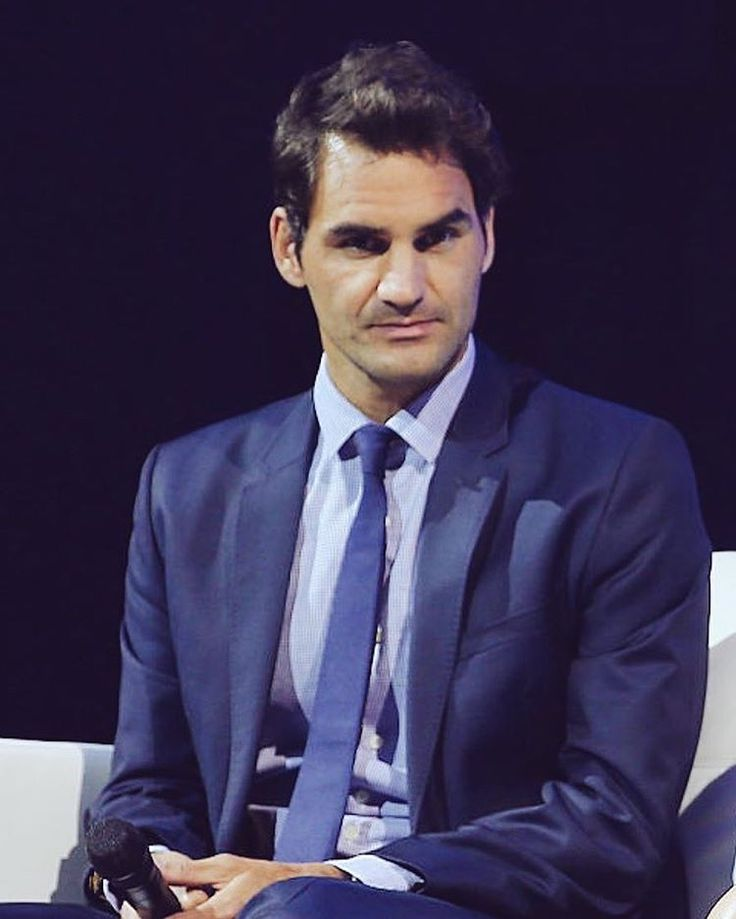 All suited up! #atpworldtour #nike #rogerfederer #federer #tennis