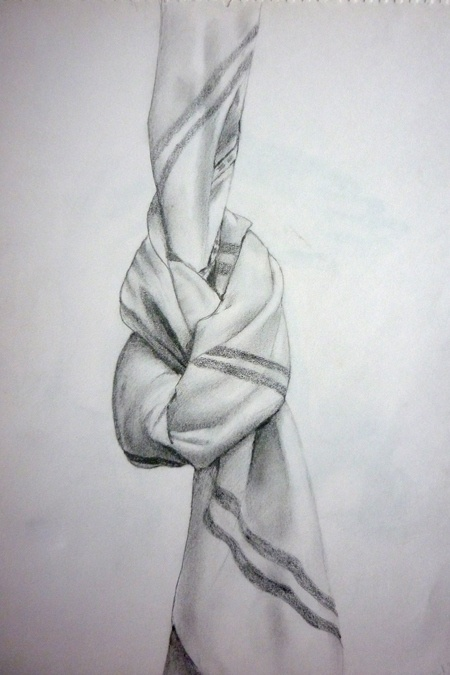 etude drapé