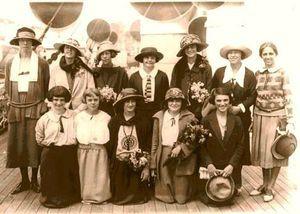Jeux mondiaux féminins 1922