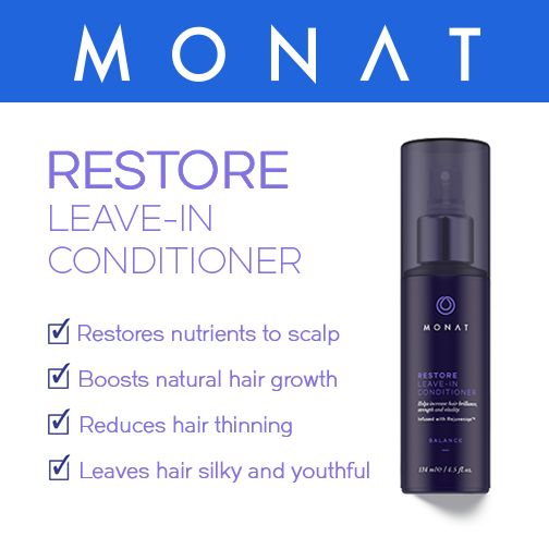 Finally, a leave-in conditioner that really works! Adios frizzy, dry hair! Hello to Restore Leave-In awesomeness.