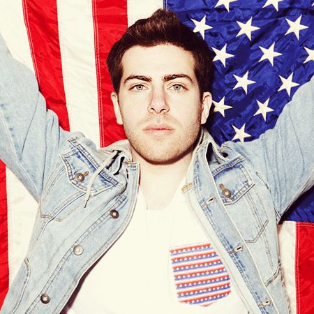 Hoodie Allen... Ill give it to you no interruption<-- I'll definitely take it with no interruption!