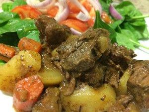 The best beef stew!!!