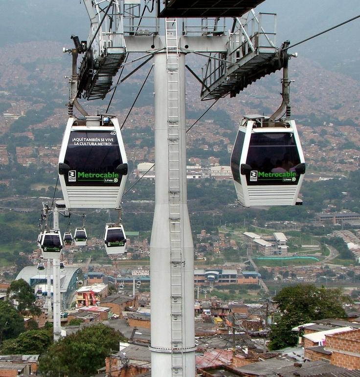 Breaking Social Boundaries: Innovative Transportation in Colombia