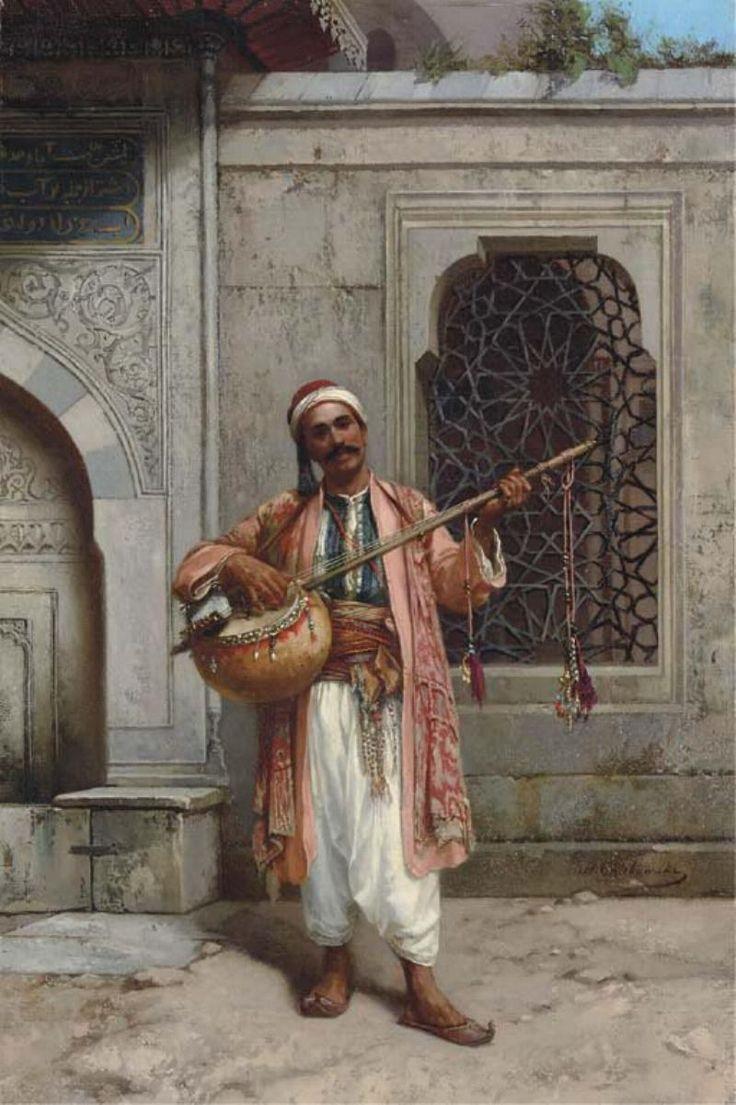 An Ottoman Musician