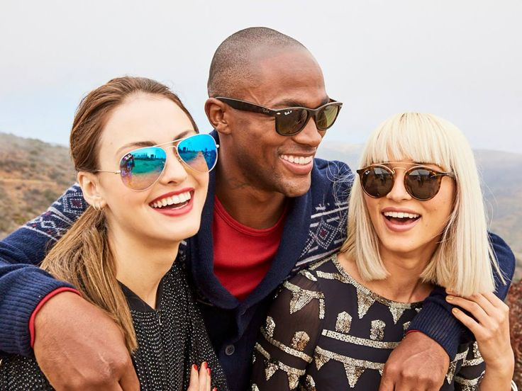 Everyone needs a stylish pair of shades! Look and feel your best in sunnies from #SunglassHut. #GrandBlvdFL #StylishShades