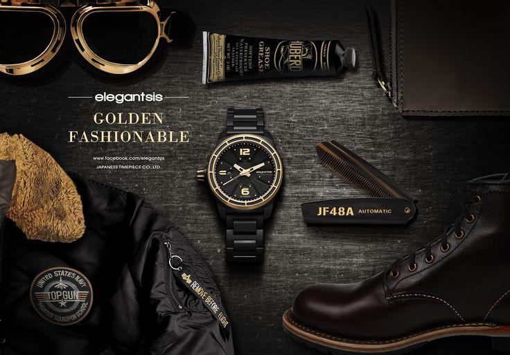 elegantsis Gold Collection