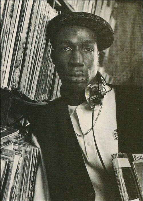Grand Master Flash | vinyl | BruteBeats, Your Visual Radio Hip-Hop Experience likes this! #BruteBeats www.brutebeats.com