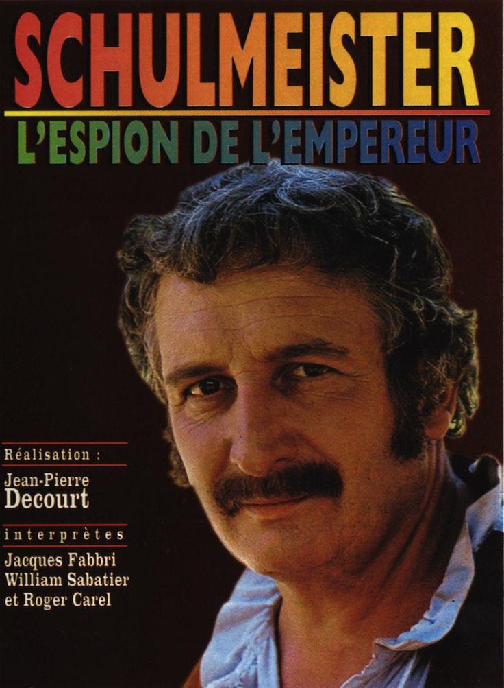 Schulmeister, l'espion de l'empereur est une série télévisée française en 13 épisodes de 52 minutes, écrite par Jean-Claude Camredon, réalisée par Jean-Pierre Decourt et diffusée entre le 23 décembre 1971 et le 15 avril 1974 sur la première chaîne de l'ORTF.