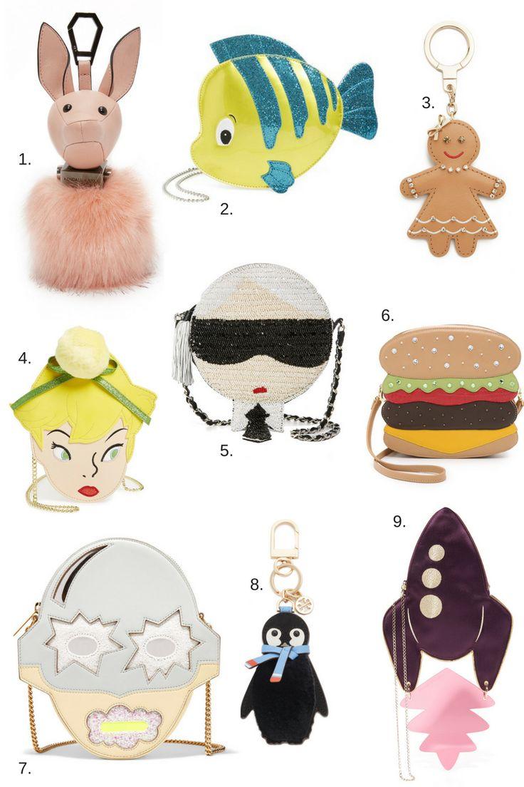 Novelty Hand Bag Gift Guide | Girlfriend Gift Guide | Christmas Handbags | Christmas Gifts for Young Women