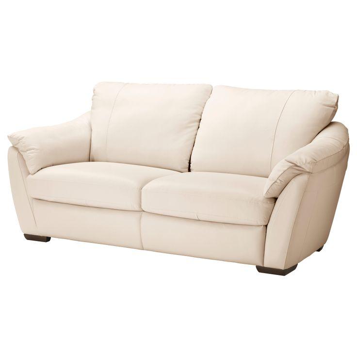 Älvros Three Seat Sofa Bed Mjuk Light Beige Ikea 975