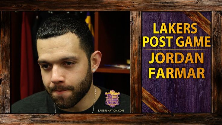 Lakers vs. Rockets: Jordan Farmar Shares What The Lakers Will Miss Witho...