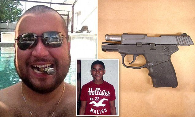 George Zimmerman's gun sells for $120,000 at private auction
