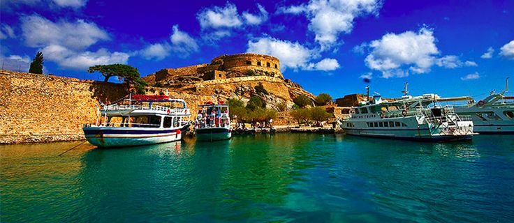 Spinalonga - Road Trip In Crete