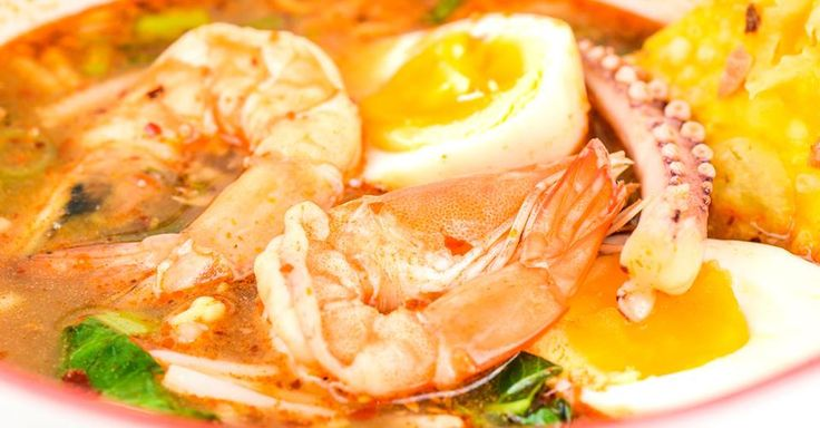 Is Tom-Yum-Goong one of your Thai favourites? When you tasted it?